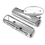 1965-72 Chevelle Big Block Valve Covers w/ Drippers & Slants