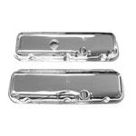 1965-72 Chevelle Big Block Valve Covers w/o Drippers