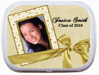 Your Photo Gold Stars Frame