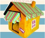 Petite Economy Plush Dog Houses