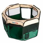 Great Paw Hideaway Soft Pet Play Pen