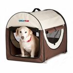 Great Paw Habitat Soft Pet Carrier