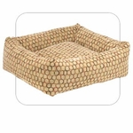"Bowsers-""Firenze"" -  Microvelvet Dutchie Dog Bed"