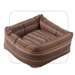 "Bowsers-""Jester"" -  Microvelvet Dutchie Dog Bed"