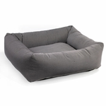 "Bowsers-""Tattersal"" -  Microvelvet Dutchie Dog Bed"
