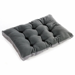 "Bowsers-""Whistler Grey "" -  Eco-Futon Dog Bed"