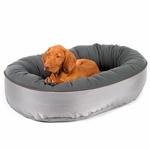 "Bowsers-Orbit ""Whistler Grey"" -  Eco Dog Bed"