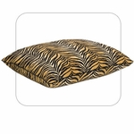 "Bowsers-Rectangle Dog Bed -  ""Safari"""