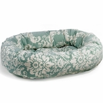 Bowsers Microvelvet Donut Dog Bed-Spa