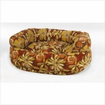 Bowsers Double Donut Dog Bed-Calypso