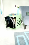 ZenHaus Designer Dogt Crate Furniture-Mint