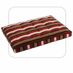 "Bowsers-Luxury  ""Bowser Stripe"" -  Dog Crate Mattress"