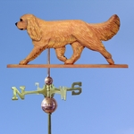 Cavalier King Charles Spaniel Weathervane-Ruby