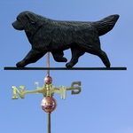 Newfoundland Weathervane-Black