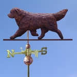 Newfoundland Weathervane-Brown