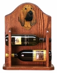 Bloodhound Wine Rack -Standard