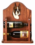 Boxer Wine Rack-Brindle