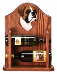 Boxer (natural) Wine Rack-Fawn