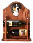 Entlebucher Mt. Dog Wine Rack-Standard