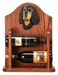 Gordon Setter Wine Rack -Standard
