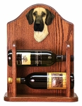 Great Dane (natural) Wine Rack -Fawn