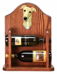 Greyhound Wine Rack -Fawn