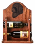 Newfoundland Wine Rack -Black