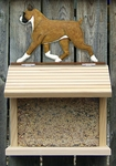 Boxer (natural) Bird Feeder-Fawn
