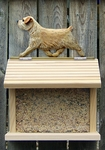 Norfolk Terrier Bird Feeder-Wheaton