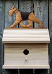 Airedale Bird House-Standard