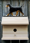 Entlebucher Bird House-Standard