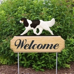 Cavalier King Charles Spaniel DIG Welcome Stake-Tri