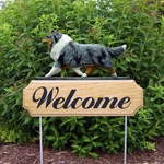 Collie DIG Welcome Stake-Blue
