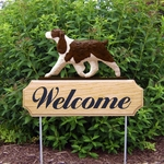 English Springer Spaniel DIG Welcome Stake-Liver