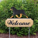 Rottweiler DIG Welcome Stake-Standard