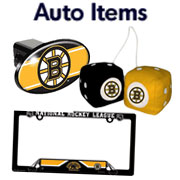 Boston Bruins Auto Items