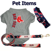 Red Sox Pet Merchandise