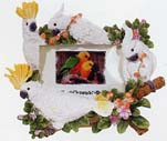 Picture Frame 4X6 Cockatoo