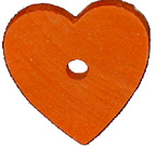 "Super Bird Creations MYOTC Wood Hearts 2"" 60ct"