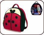 Insulated Ladybug Backpack