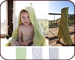 Bamboo Bath & Beach Hooded Towel
