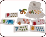 Wooden Numbers 1-10 (3 years+)