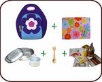 Eco Lunch Kit Essentials (Flowers)