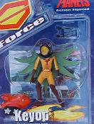 Battle Of The Planets G Force Action Figure - Keyop