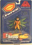 Battle Of The Planets G Force Action Figure - Keyop Exclusive