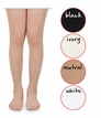 6871 Jr. Miss Pantyhose Sheer to Waist