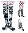 1525 Zebra Tights