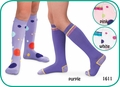 *1611 Bubble Knee High 2 Pack
