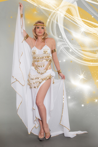 Dancing Goddess Costume 4140