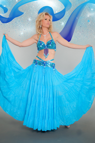 Bollywood Belly Dancer 4132